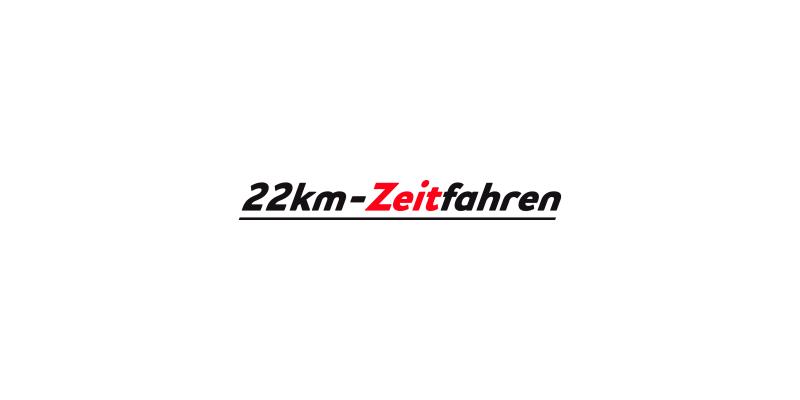 22km Zeitfahren
